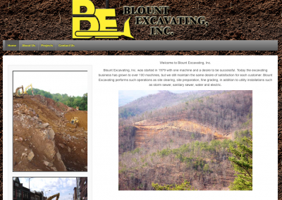Blount Excavating Inc.