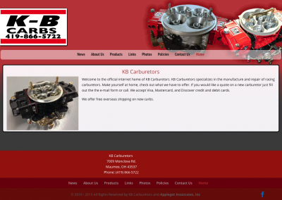 K-B Carburetors