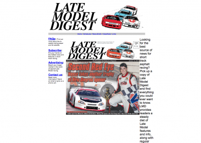 Late Model Digest
