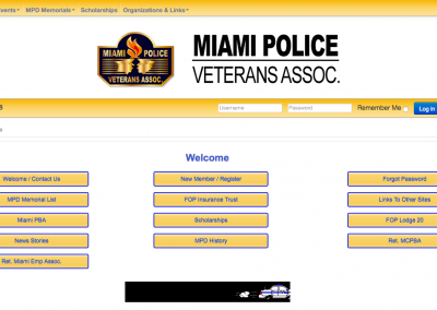 Miami Police Veterans Association