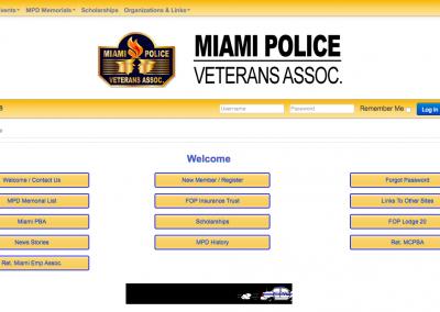 Miami Police Veterans Association