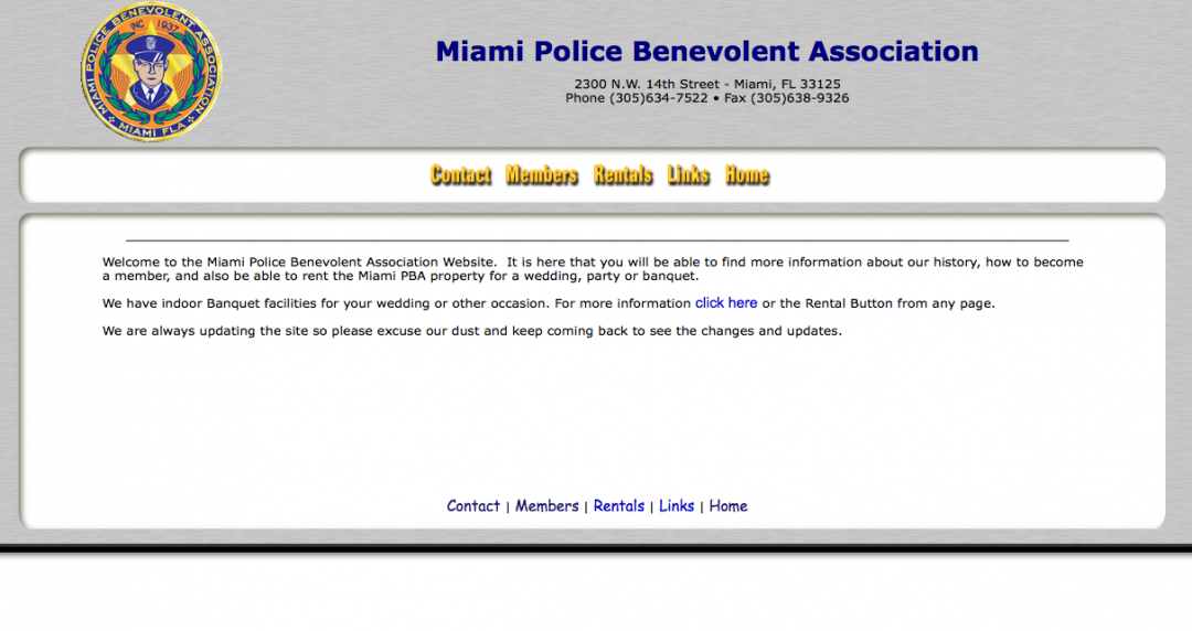 Miami Police Benevolent Association