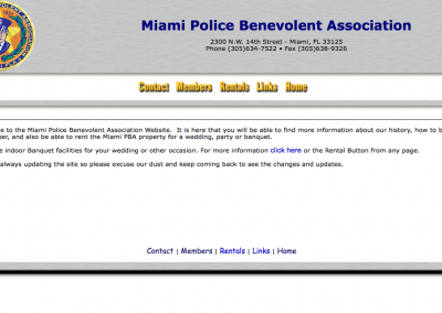 Miami Police Benevolent Association