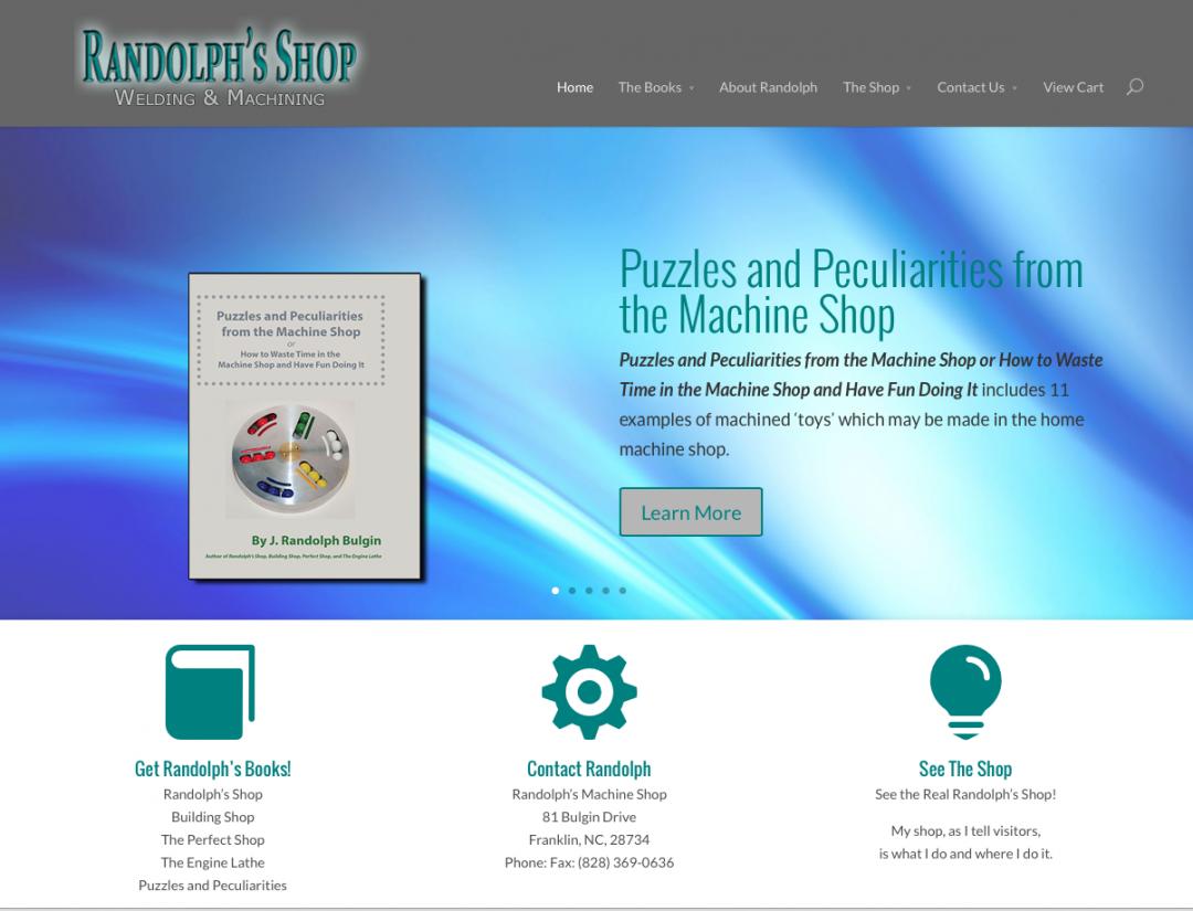 Randolphs Machine Shop