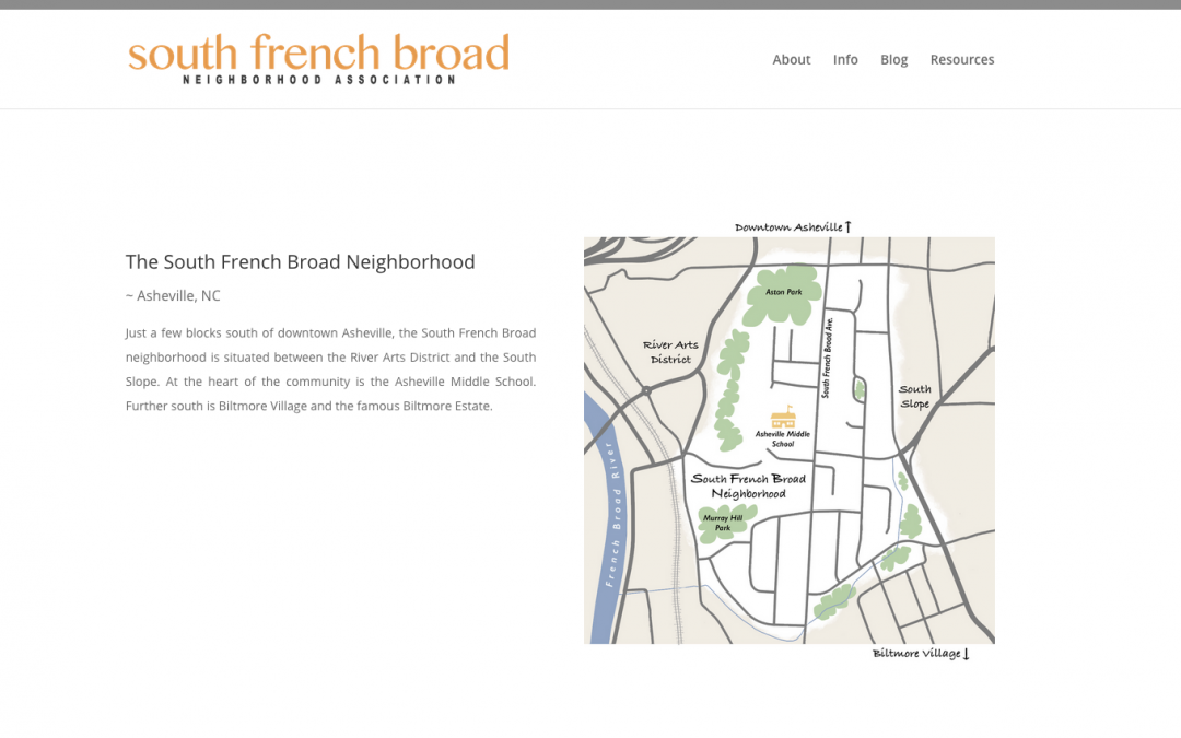 South French Broad Neighborhood