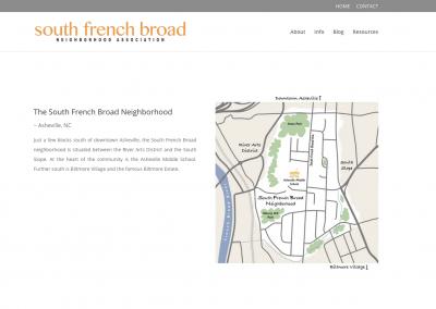South French Broad Neighborhood