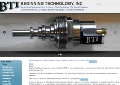 Beginning Technologies