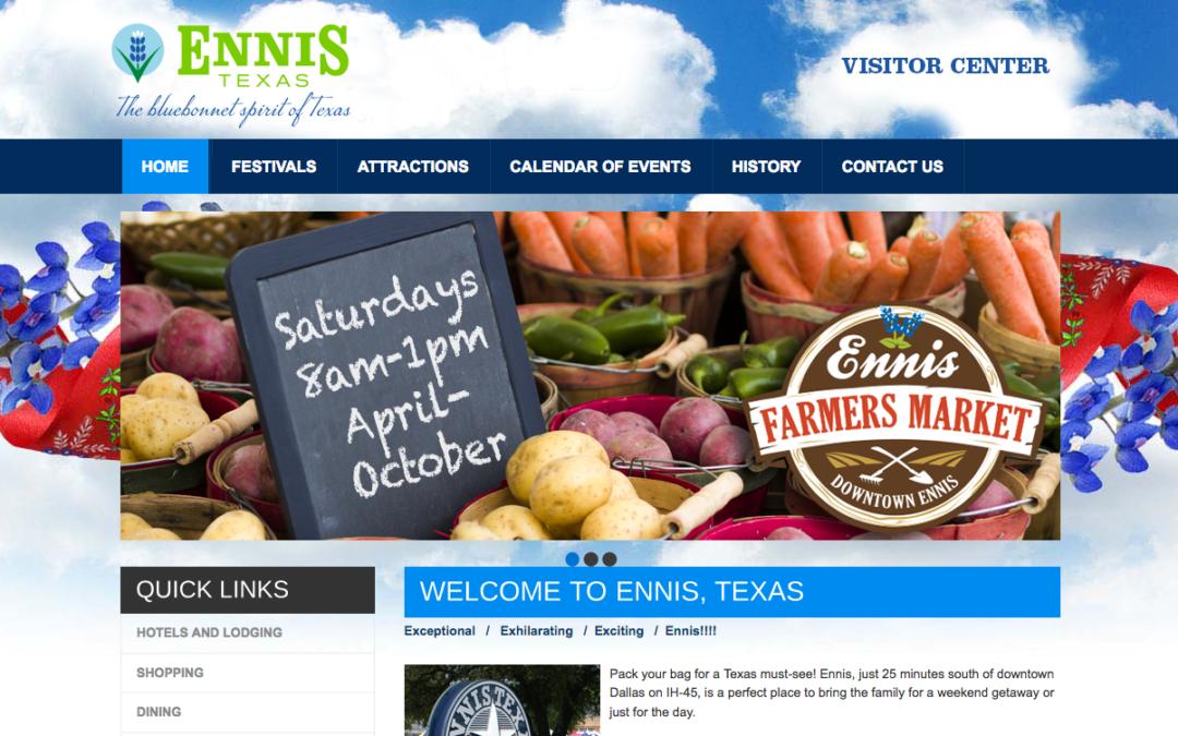 Ennis Convention and Visitors Bureau
